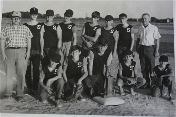 Early Softball Team